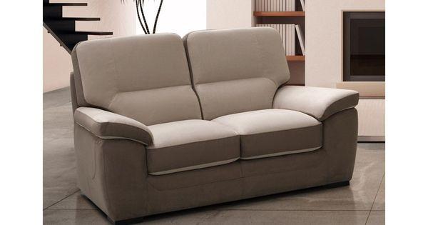 Canap tissu ou simili cuir de grande qualit tout notre for Canape cuir de qualite