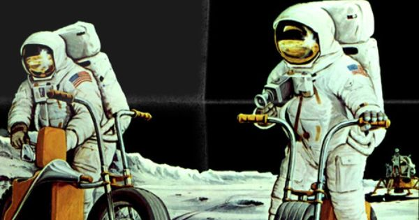 neil armstrong on bike - photo #42