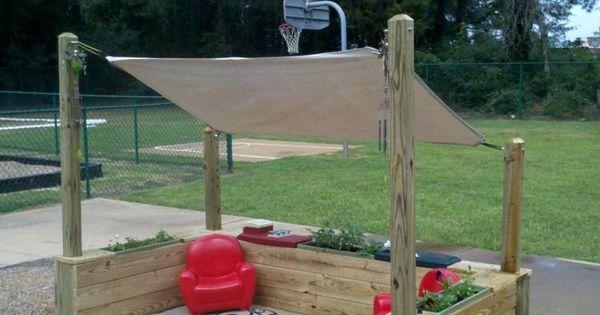 aire de jeux jardin id es cr atives pour les enfants bricolage jeux et jeux en ext rieur. Black Bedroom Furniture Sets. Home Design Ideas