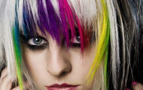 Intense Hair Color Ideas | colorful hair