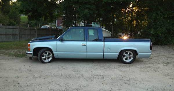 make chevrolet model silverado year 1996 body style pickup trucks exterior color light blue. Black Bedroom Furniture Sets. Home Design Ideas