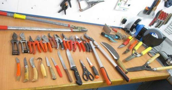 Comment Aff Ter Les Outils De Jardin Couteaux Cuisine Couteau De Greffage S Cateur Brancheur