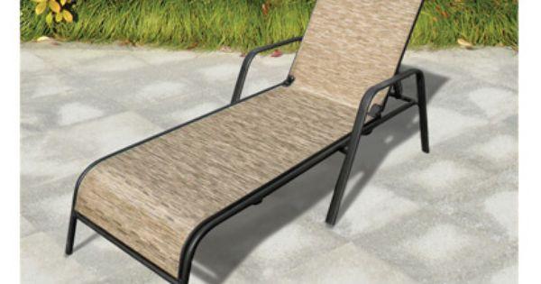 gardenline chaise lounge aldi each outside. Black Bedroom Furniture Sets. Home Design Ideas