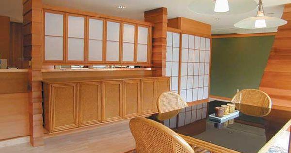 Cherry Tree Design Cabinet Doors | Sliding Shoji 17 | home ...