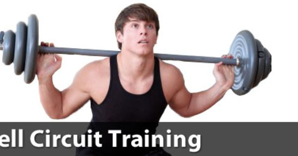 Barbell circuit training jefit best android and iphone