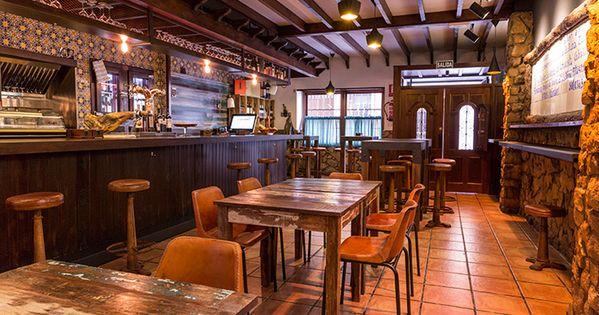 Muebles vintage para decoraci n de bares y restaurantes de - Decoracion de bares y restaurantes ...
