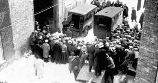 february 14 1929 st valentine's day massacre
