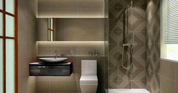 Ideas de ba os peque os con ducha 2016 estilo moderno en for Bano moderno 2016
