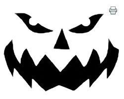 Manualidades Halloween Personaliza Tu Calabaza Calabazas De Halloween Halloween Para Colorear Caras De Calabazas
