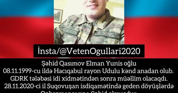 Səhid Qasimov Elman Nur Icində Yat Səhidim In 2021 Incoming Call Incoming Call Screenshot Burns