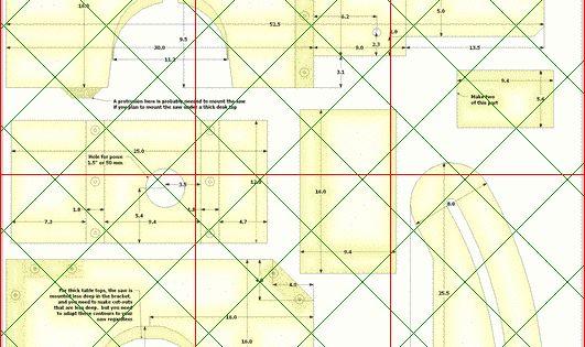 Tavolo fatto in casa ha visto i piani anteprima for Piani di casa in tudor