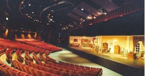 Leo Rich Theater Tucson Az Theater Architecture Theatre Concert Hall