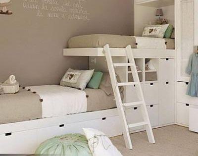 Habitaciones infantiles los trucos que necesitas para for Trucos para decorar tu habitacion