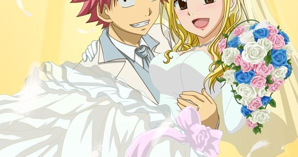 Natsu Dragneel & Lucy Heartfilia couple Fairy Tail | Fairy ...