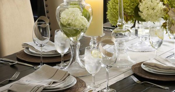 Pottery Barn Dining Table Decor: Pottery Barn Holiday Giveaway: Everything You Need To