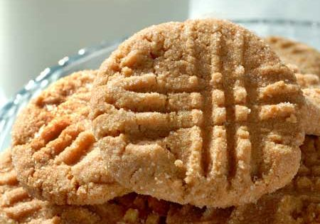 Gluten Free Peanut Butter Cookies Recipe … I don't like PB cookies,