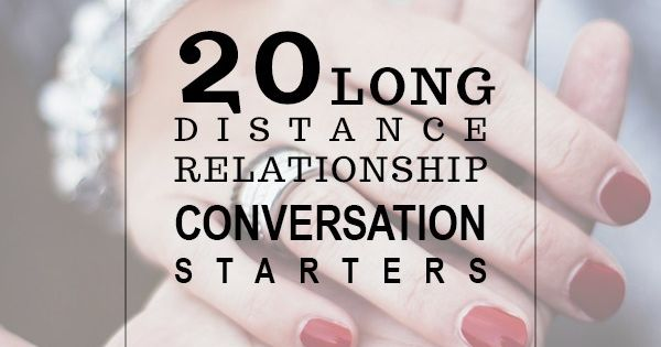 relationship long distance conversation tips
