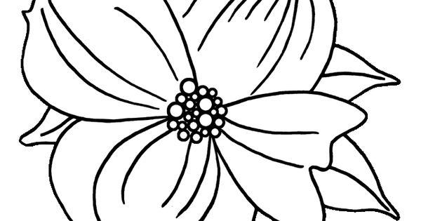 Virginia State Flower