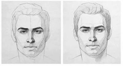 Rostro Humano Como Dibujar Un Hombre Facil Paso A Paso Guia Unica Como Aprender A Dibujar Rostros Humanos Paso A Paso