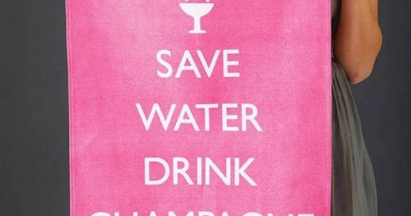 Quotes About Drinking Water: Save-water-drink-champagne-quote-funny-quotes-pictures