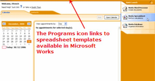 Basic microsoft works spreadsheets tutorial pronofoot35fo Gallery