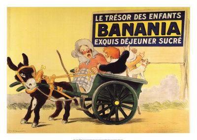 la constante affiche vente affiche publicit s acheter les posters pas cher de banania. Black Bedroom Furniture Sets. Home Design Ideas