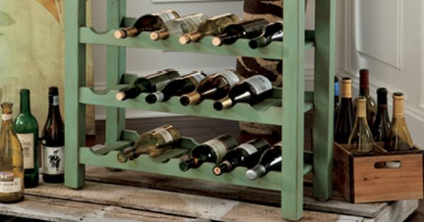 Vintage Palette Cheers Liven Up Your Home Pinterest Wine Rack Wine Racks And Cheer