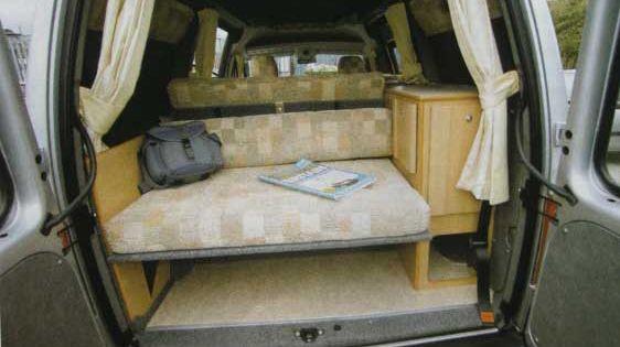 Sprinter Van Front Bench Seat