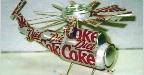Art From Cans Brinquedos Com Material Reciclado Artesanato Com Latas Artesanato Criativo