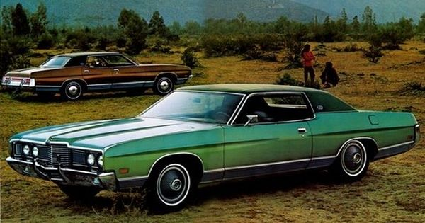 Pin By Dave Neifer On Ford 1970 1972 Ford Ltd Ford Classic Cars Ford Galaxie