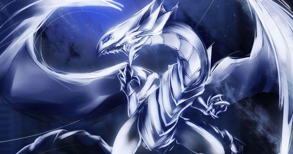 blue eyes white dragon...