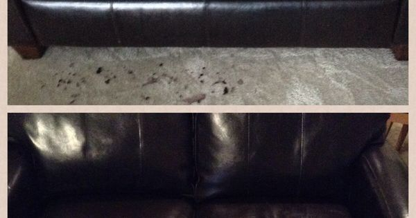Quick Flaky Leather Couch Fix Get A Chip Of The Peeling