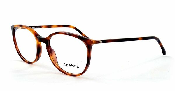 chanel 3282 c1295 52 havanna chanel brillen pinterest. Black Bedroom Furniture Sets. Home Design Ideas