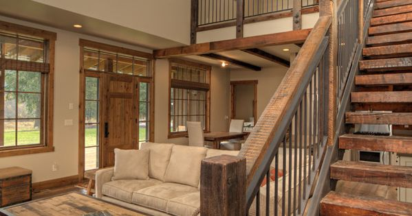 Interior Wall Colors, Window And Log Home Interiors