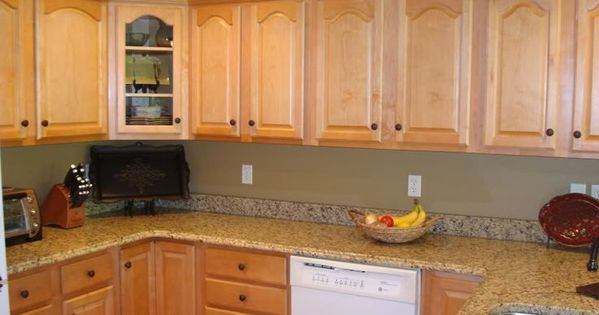Help! kitchen paint colors with oak cabinets - Home ...