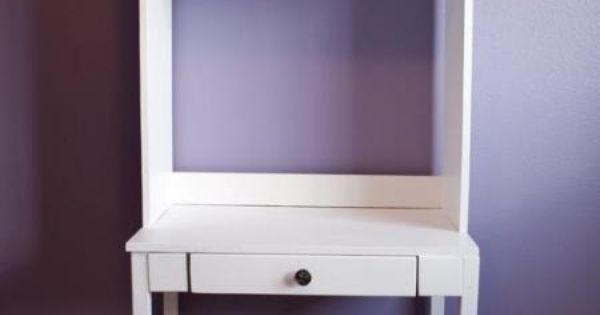 Diy Furniture Diy Cubby Desk And Hutch Future Fashion