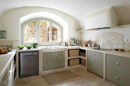 diseño de cocinas rustica | Cocinas rusticas de obra ...