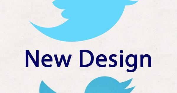 El pájaro de Twitter se renueva. SocialMedia