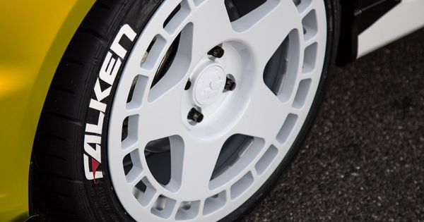 Rallyfist Is Officially A Sema Car Falken Tires Fifteen52 Wheels Tire Art