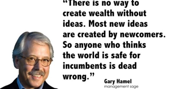 Gary Hamel | Heroes & Gurus We Follow | Pinterest | Gary hamel and ...