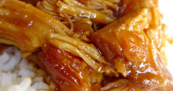Six Sisters' Stuff: Slow Cooker Apricot Chicken Recipe Ingredients: 1 1/2 cups