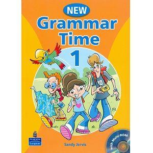 New Grammar Time 1 V 2020 G S Izobrazheniyami Obuchenie