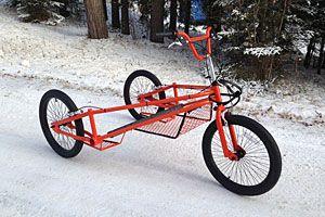 Articrigs Dryland Racing Cart Dog Sledding Urban Dog Dog