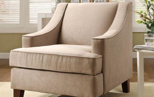 350 Microfiber Chair, Taupe   Kalliroi & Pete   Pinterest ...