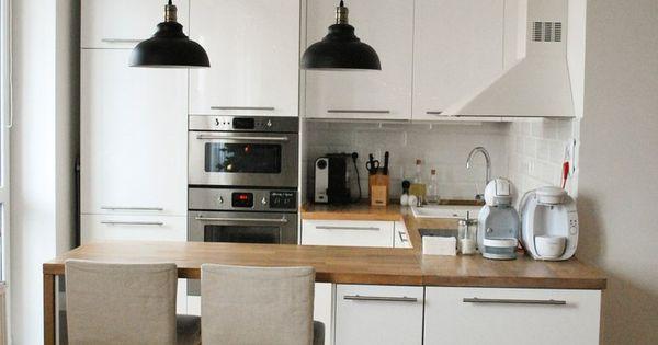 Скандинавский стиль в интерьере  Interior - Kitchen ...