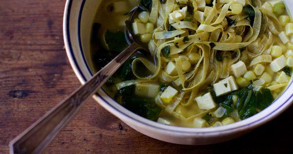 Green Curry Broth Recipe | 101 Cookbooks