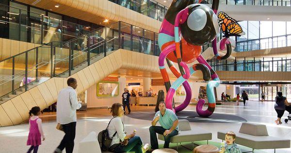 Exhibition Stand Design Melbourne : The royal children s hospital melbourne exhibition
