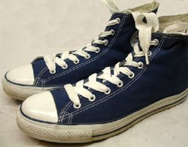 80s Fashion Trend: Chuck Taylors by Converse | Like Totally 80s