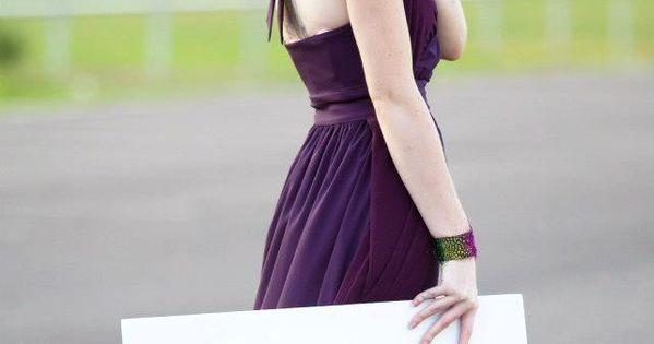 trashing dress style