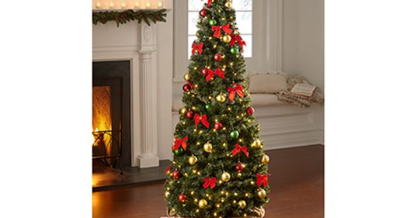 Sharper Image Pop Up Christmas Tree
